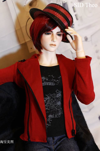 Image 3 - HeHeBJD Ball Jointed Doll Resin Art Dolls 1/3 bjd doll handsome big man free eyes new body