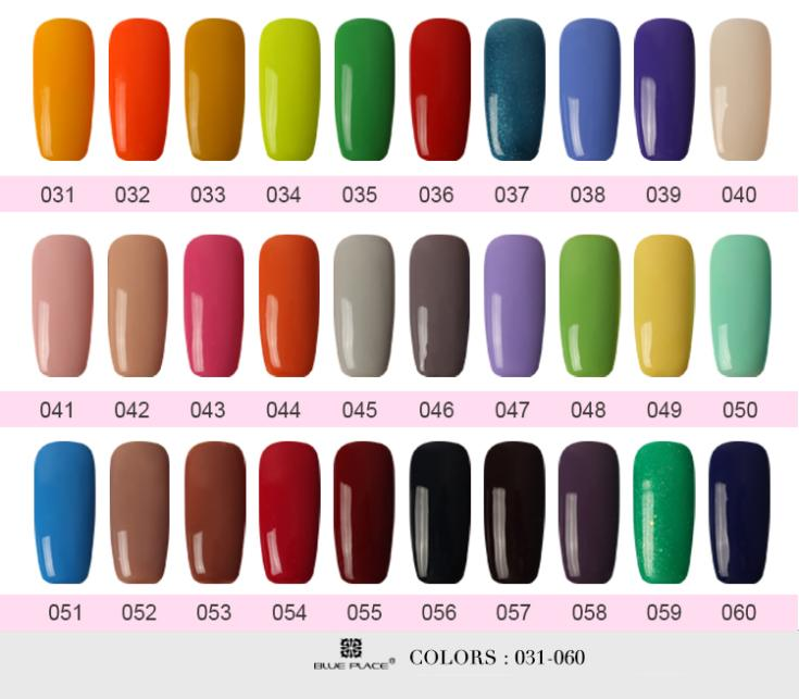 Diffe Types Of Gel Nail Polish