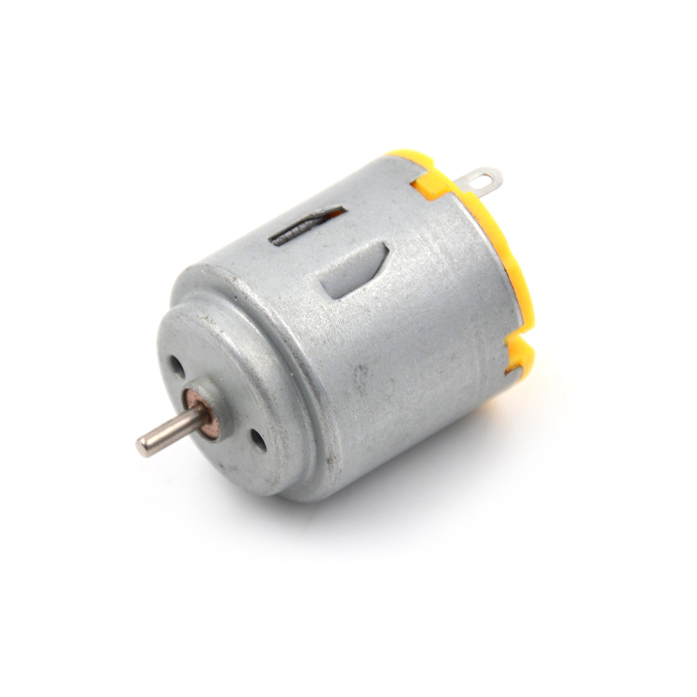 1 шт. 3-6 В Micro R260 двигатель постоянного тока для DIY дистанционного Управление игрушка четыре колеса научных Эксперименты микро-мотор Высокая ...