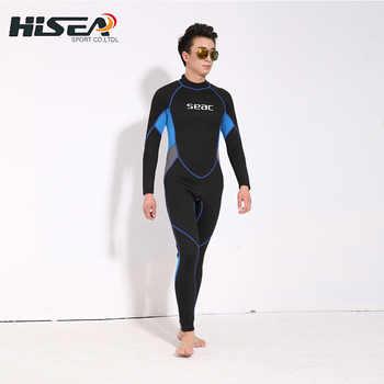 Neoprene 3MM Scuba dive Wet suit men Wetsuit Equipment Snorkeling Jumpsuit One piece long sleeved Triathlon Spearfishing Surf - SALE ITEM Sports & Entertainment