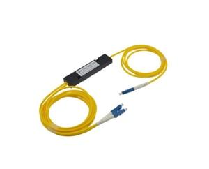 Image 1 - LC UPC 1X2 Fiber Optic FTTH Splitter FBT Optical Coupler 1x2 LC UPC Singlemode simplex plc optical splitter Free shipping