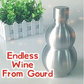 Endless Wine From Gourd - Magic tricks,accessories,stage,gimmick,comedy,illusion,Mentalism