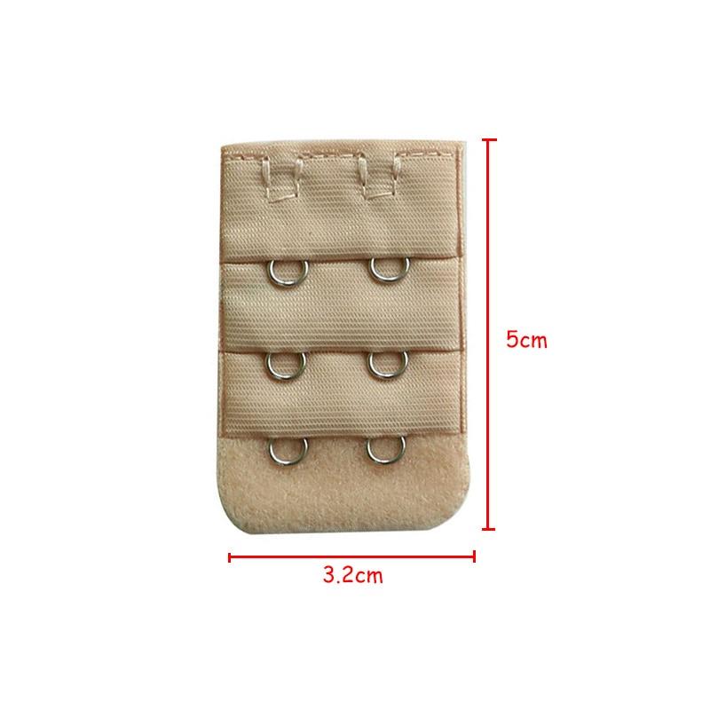 5 шт., расширители для бюстгальтера, удлинение пряжки, 3 крючка, 1, 2, 3, 4, 5 крючков, расширитель для бюстгальтера, инструмент для шитья, аксессуары для женщин