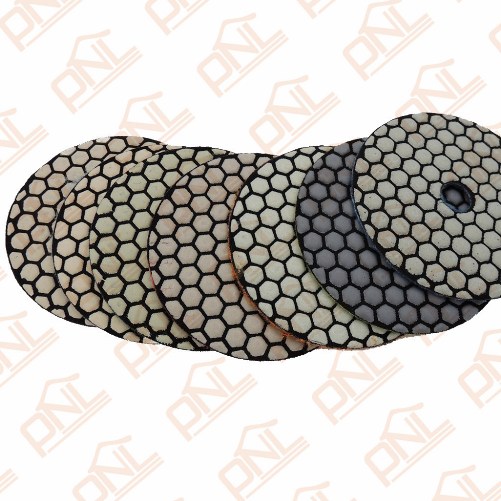 Diamond Polishing Pads 4