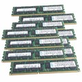 10X4 ГБ PC3-10600R DDR3 1333 мГц Памяти ECC REG Registered 240-контактный 2RX4 БАРАНА памяти сервера