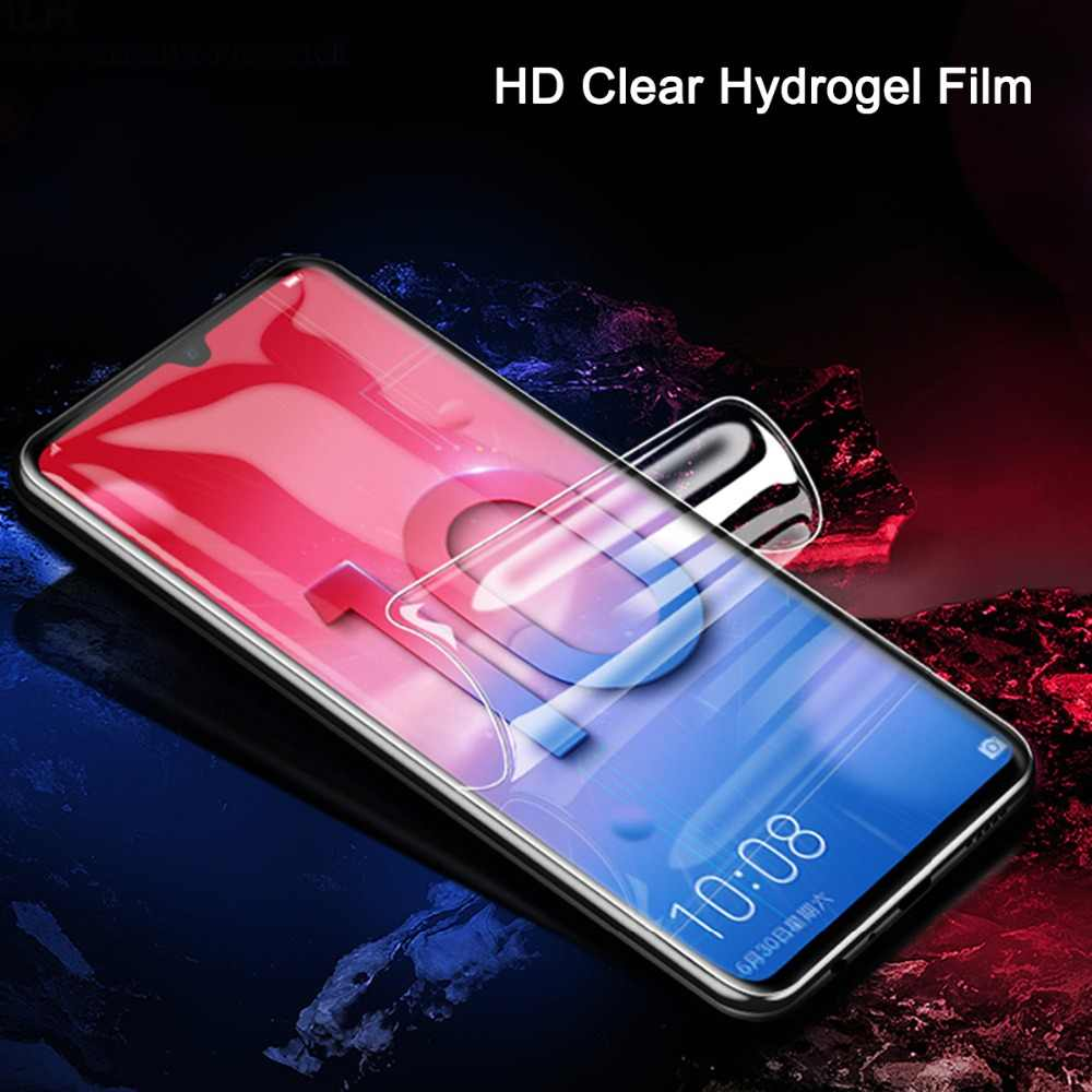 3D Nano Soft TPU Hydrogel Screen Protector Film For Huawei Honor 10 lite P20 Pro Lite Nova 3 Full Cover Protective Film & Tools