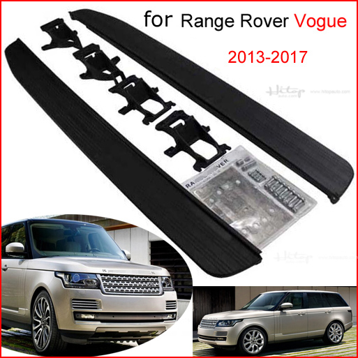 Hot OE running boards side step side bar for Range Rover Vogue 2005-2012&2013-2017,fit o ...