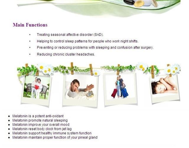 100 капсулы Мелатонина мягких мелатонин Мягкие Капсулы Улучшение здоровья против старения защиты простаты Улучшение сна