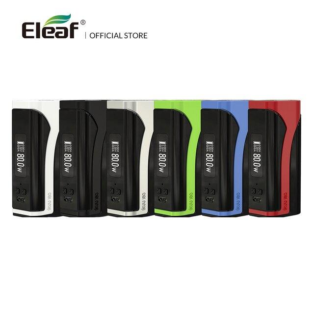 원래 Eleaf iKuu i80 배터리 3000mAh 내장 배터리 출력 80W 와트 VW/바이 패스/TC 모드 전자 담배