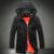 Casaco para baixo Homens Jaqueta de Inverno 2017 Doudoune Hiver Homme Marque longa Outwear Casual Básico Estilo Zipper Grosso M L XL XXL
