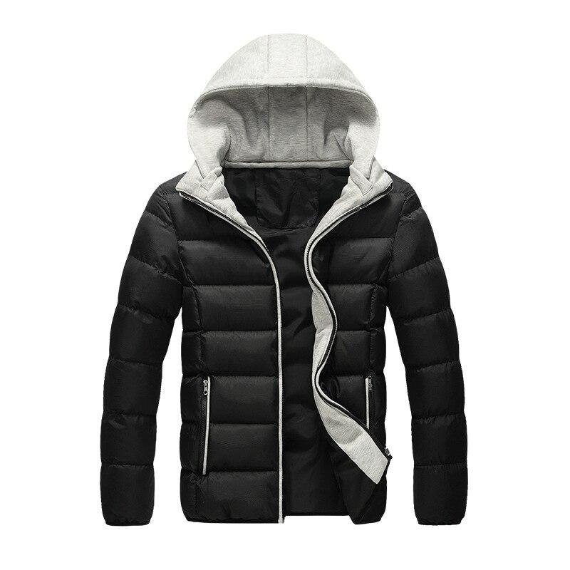 Free Shipping Winter Parkas Jacket men Warm Coat m...