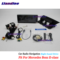 Liandlee Car Android Multimedia For Mercedes Benz E Class W212 C207 2010~2017 Radio CD DVD Player Screen GPS Stereo Navigation