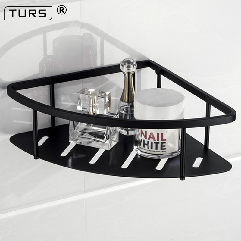 2018 Electroplated SUS 304 Stainless Steel Bathroom Triangle Basket Single Tier Wall Mounted Corner Triangle Shelf Storage джинсы weekend max mara weekend max mara we017ewadtv8
