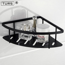 2018 Electroplated SUS 304 Stainless Steel Bathroom Triangle Basket Single Tier Wall Mounted Corner Triangle Shelf Storage стоимость