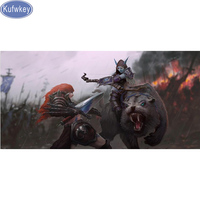 Heroes Of The Storm Game Photo Customization Diamond Painting Cross Stitch 5D DIY Diamond Embroidery 3D