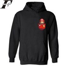 LUCKYFRIDAYF women/ men super mario bros hoodies super mario  hoodies and sweatshirt  super mario hoodies for men hoodies