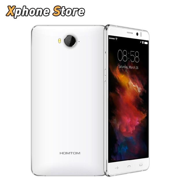 Original HOMTOM HT10 4G Lte Android 6.0 MTK6797 Deca Core 4GB+32GB Smartphone Dual SIM 21.0MP 1920x1080s Pixel 3200mA Cellphone