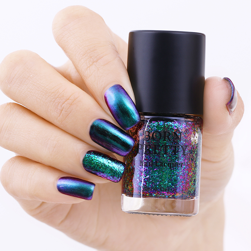 2 flasker BORN FETT Eternal Life Chameleon Nail Polish Destiny Fairy - Manikyr - Bilde 2