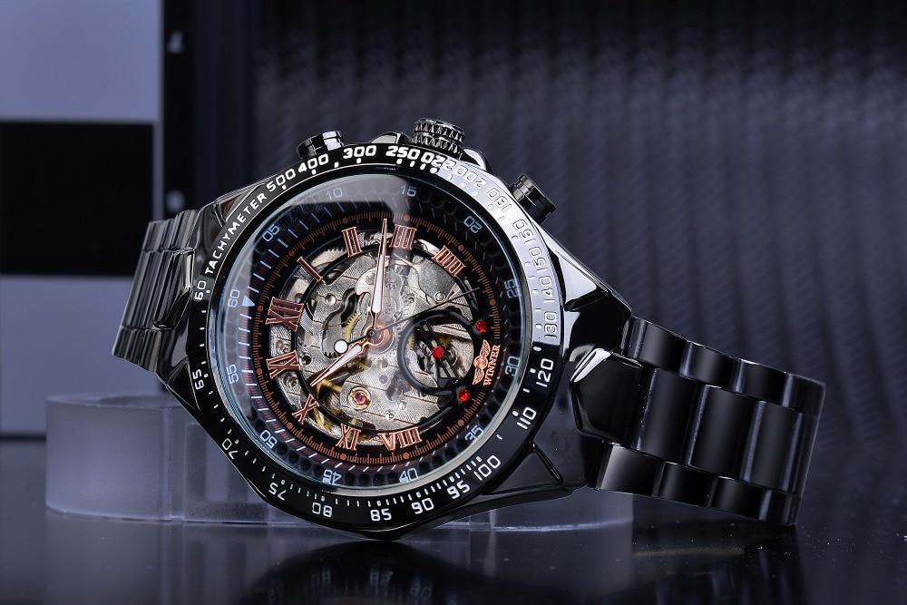 HTB1quugaWSs3KVjSZPiq6AsiVXaj Winner Mechanical Sport Design Bezel Golden Watch Mens Watches Top Brand Luxury Montre Homme Clock Men Automatic Skeleton Watch