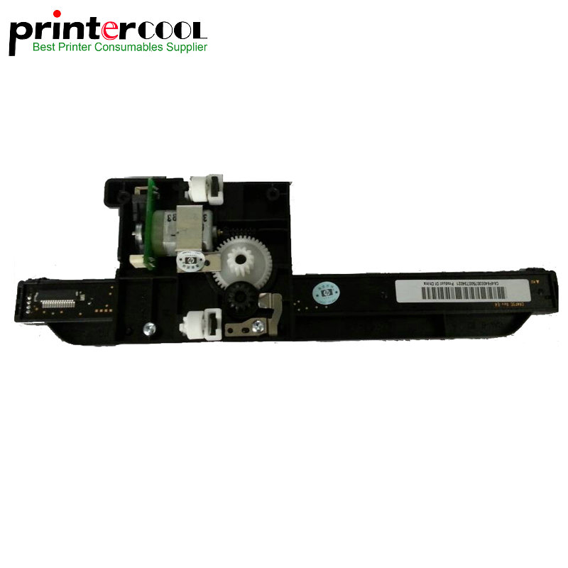 einkshop Contact Image Sensor For <font><b>HP</b></font> LaserJet M1005 <font><b>M1120</b></font> CM1015 CM1017 CM1312 <font><b>Scanner</b></font> Head with Bracket Assembly Motor Gear image