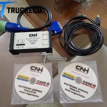 9,1 версия CNH Est диагностический Комплект New Land& чехол диагностический сканер dpa5 CNH электронный Сервис Инструмент cnh est 380002884 чехол