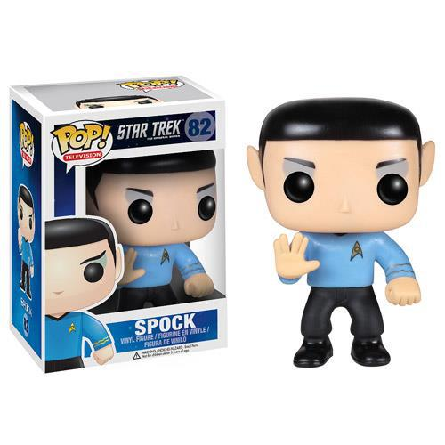 <font><b>Funko</b></font> <font><b>POP</b></font> <font><b>Television</b></font> <font><b>Star</b></font> <font><b>Trek</b></font>: <font><b>Spock</b></font> <font><b>Action</b></font> <font><b>Figure</b></font> Model