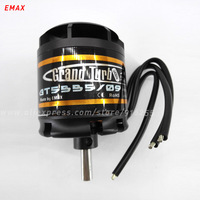 EMAX rc brushless outrunner 200kv 220kv 250kv motor airplane GT series 8mm shaft 8 10s for aircraft electric vehicle accessory