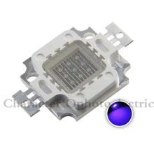 5pcs 10W Royal Blue Square High Power 45mil LED Light chip 1000mA 10-13V 445-450nm