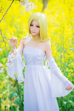 The Seven Deadly Sins Elaine Cosplay Costume