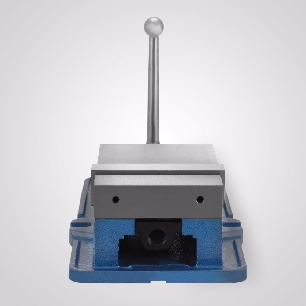 Powerful Lock Vise with Lock Down Vise Bench Clamp 6 Inch Jaw Width Milling Drilling Machine Precision Milling Vise cnc double screw rod cylinder milling machine accessories hydraulic vise vise accessories hydraulic clamp fittings
