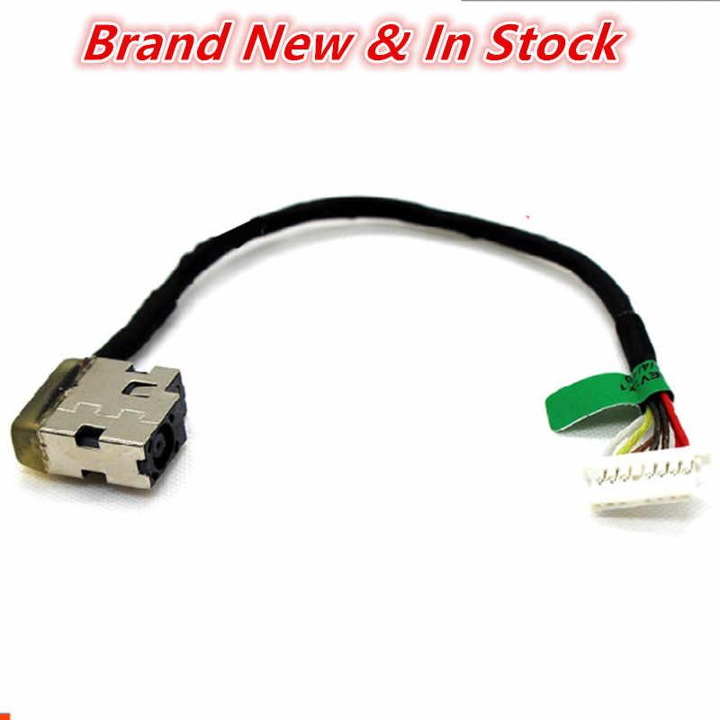 Máy Tính Xách Tay mới DC Power Jack Cable Ổ Cắm Ổ Cắm Cổng Kết Nối Sạc Cáp Cho HP 15-AE 15-AE018 15-AE021TX 15-AE000 15-AE100