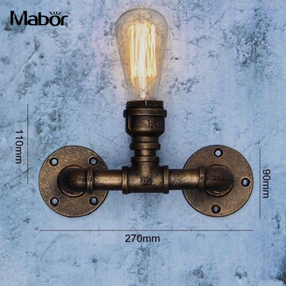 E27 Retro Edison Lamp Socket Holder Accessory Fixing Bracket Type J 110 240V