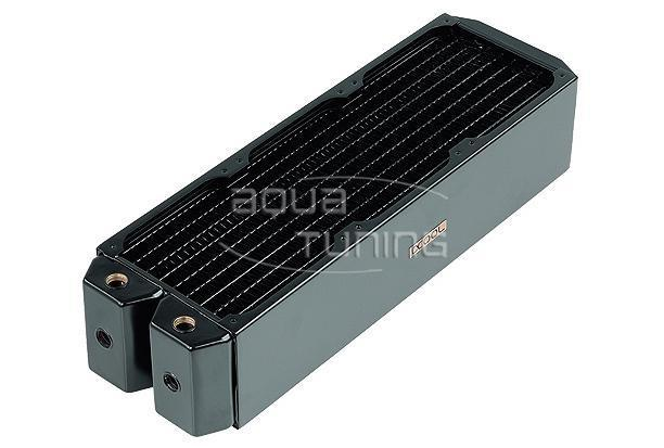 Cold row full copper radiator Alphacool NexXxoS Monsta Full Copper 360mm
