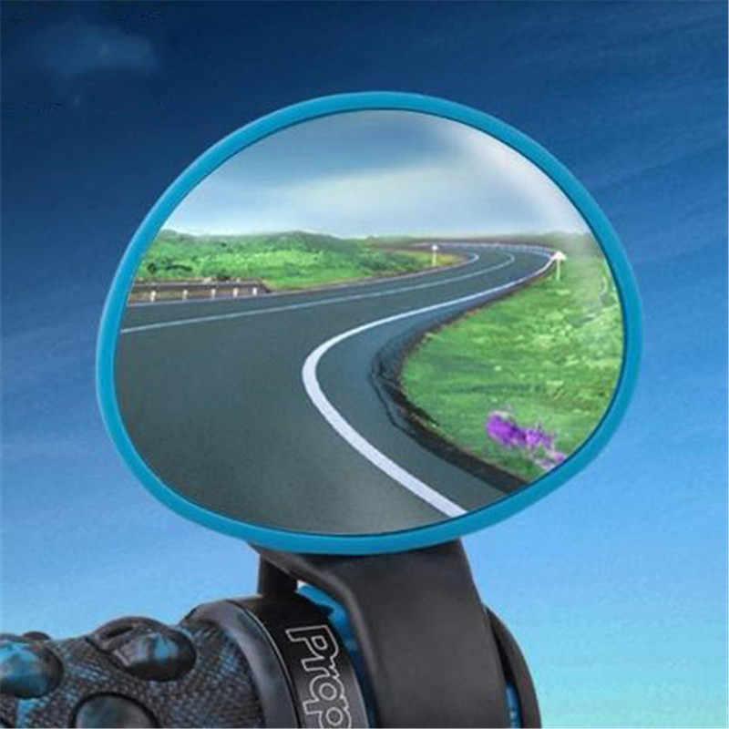 2 шт. Велосипедное Зеркало электрическое Bycicle зеркало заднего вида регулируемые для велосипеда мотоцикл Fatbike аксессуары Запчасти