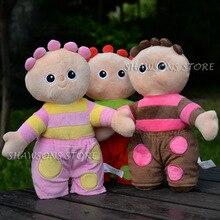 """В ночном саду плюшевые игрушечные персонажи 1"""" Tombliboo Ooo Eee Unn мягкие куклы"""