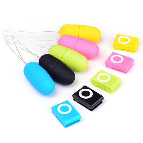 Women Vibrating Jump Egg Wireless MP3 Remote Control Vibrator Sex Toys Products drop shipping