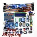 Módulo de Electrónica avanzada para el Kit de Botón/LED/Sensor/RF/Servo/LCD/Makerduino