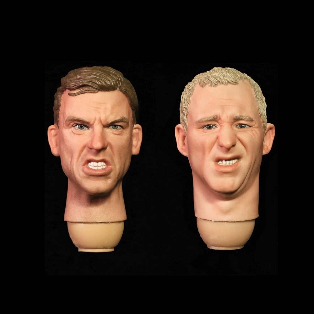 FP-A-001 FacepoolFigure 1//6 Scale Male Head Sculpt
