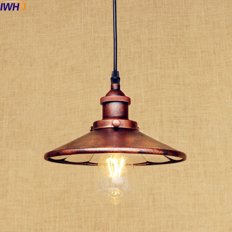 Lights & Lighting Iwhd Industrial Vintage Ceiling Lamp Style Loft Retro Iron Ceiling Lamps Led Kitchen Bedroom Home Lighting Fixtures Plafon Sale Price Ceiling Lights
