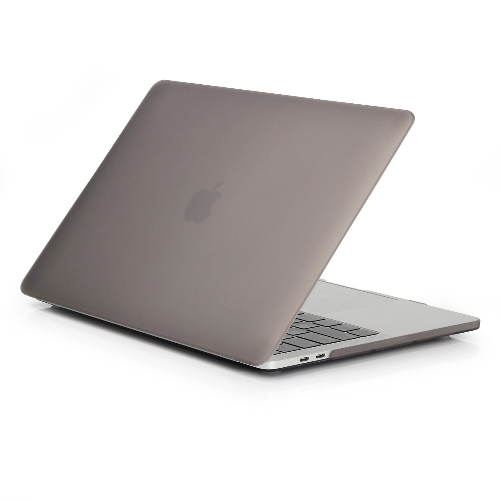 Frosted Surface Matte Hard Cover Case Silicone Keyboard Cover 0nly For Apple Macbook Air 13 Inch Model A1932 Touch ID