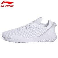 לי נינג מקורי חיים ספורט של הנשים פנאי לנשימה הליכה נעלי ספורט סניקרס בטנת GLKM068