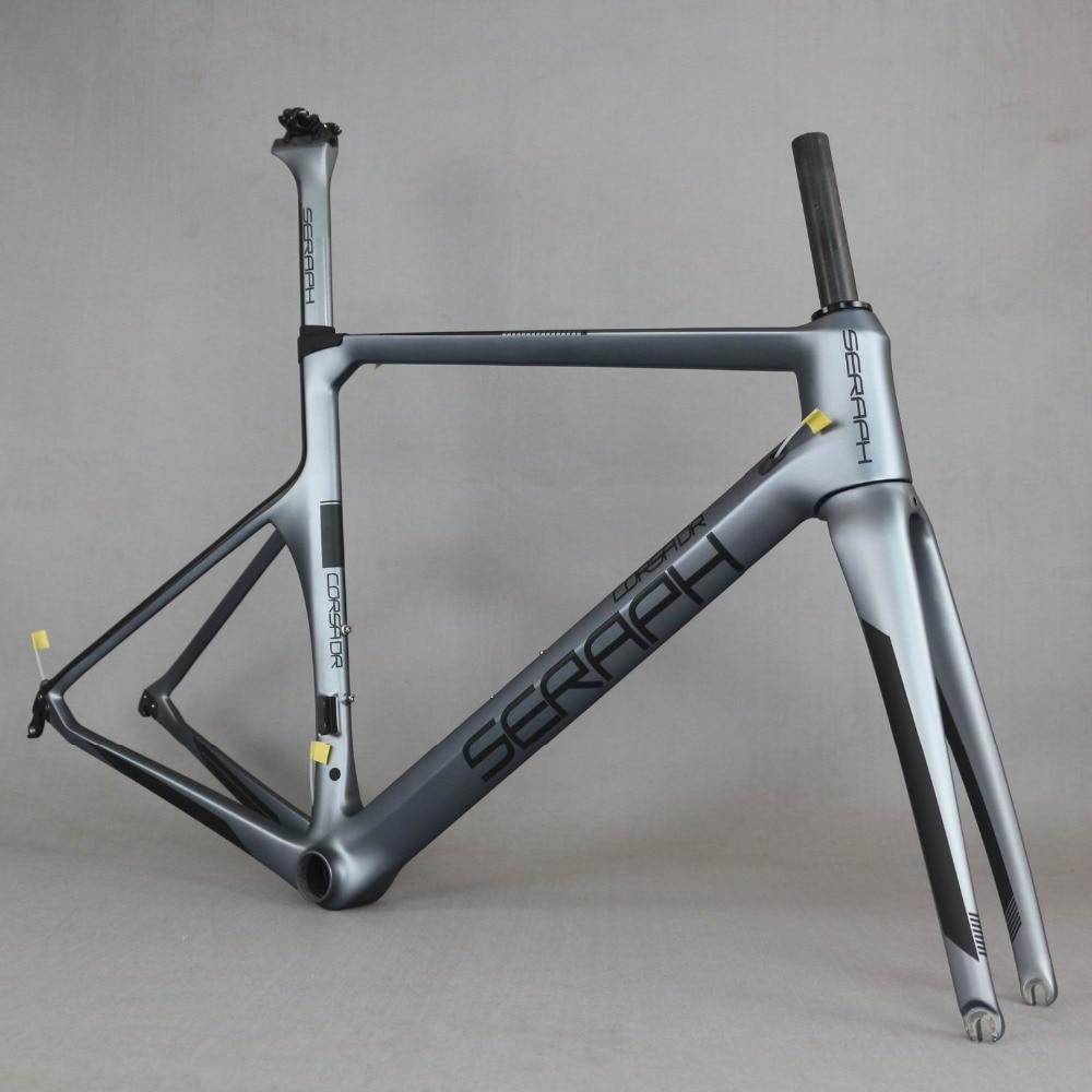 SERAPH  Bike Racing Frame  Carbon Road Frame  Carbon Road Racing Frame TT-X1  Accept Custom Painting