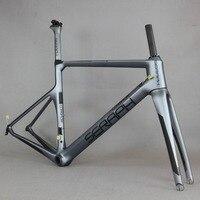 Seraph quadro de corrida de bicicleta carbono quadro de estrada de carbono quadro de corrida TT X1 aceitar pintura personalizada|Quadro da bicicleta| |  -