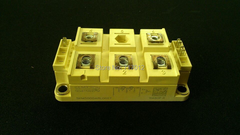цены  Free Shipping SKM300GARL066T  IGBT module 300A-600V,New products,Can directly buy or contact the seller