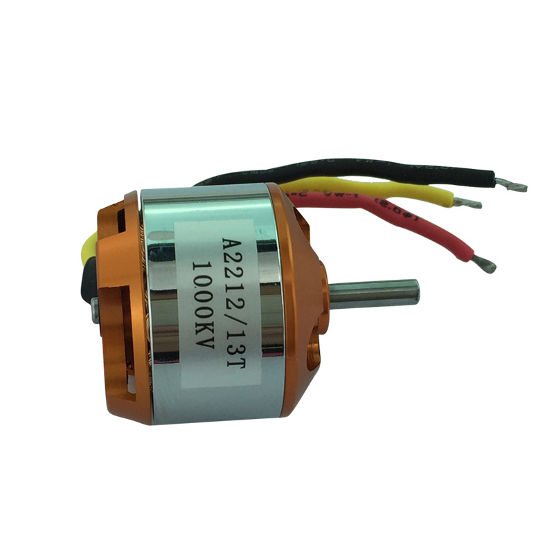 A2212/13T brushless motor 4-axis multi-axis aircraft motor fixed-wing brushless motor new lang yu x4110s 340 400kv 460 680kv 580kv high efficiency multi axis disc motor