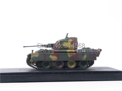 Dragon Armor 1:72 Scale Anti-aircraft Armored WWII German Flakpanzer Model Collection Toy Child Gift F