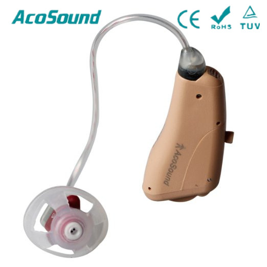 AcoSound Acomate 821 RIC Receiver in Canal Digital  Hearing Aid Medical Ear Care Hearing Aids Programmable