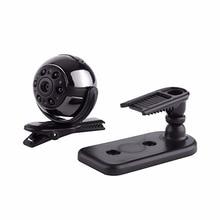 Hd 1080 p mini cámara de visión nocturna por infrarrojos de vídeo micro cam grabador secreto motion detección videocámara mini candid cámara espia