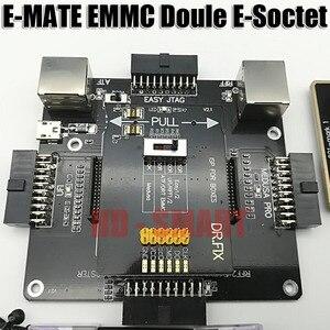 Image 5 - E MATE box Emate box podwójne gniazdo e socket BGA153,169,162,186,221,529,100,136,168,254 UFI box, MEDUSA EASY JTAG BOX
