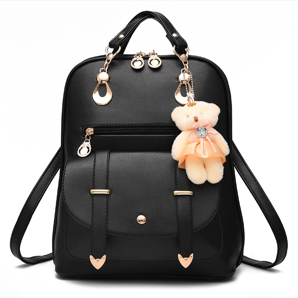 Xtrend Brand Woman Bag Anti Theft Backpack Leather Fashion Female Backpacks  Durable Preppy Style Casual Teenage School Girl Bags c063dcadc9ab1